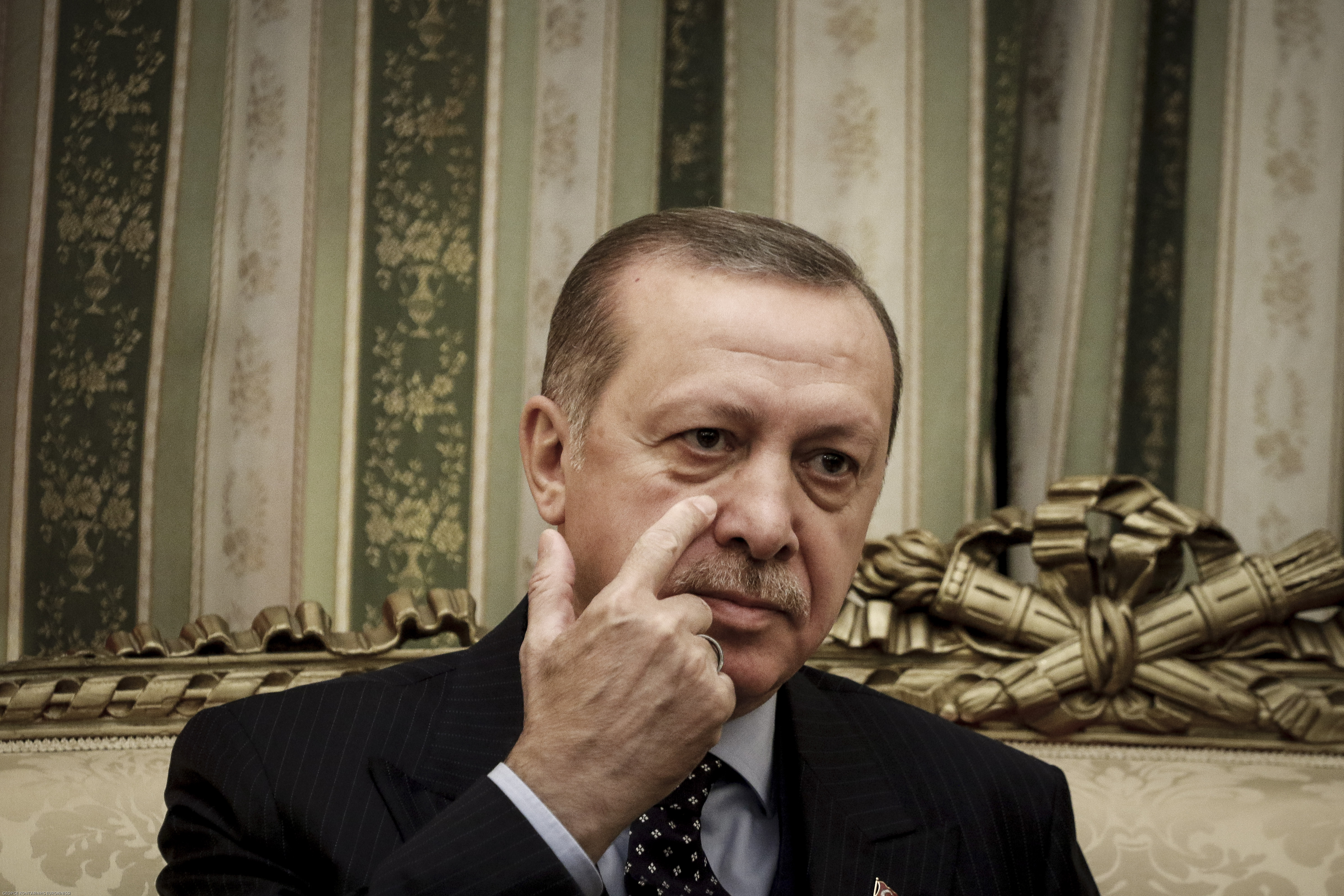 erdogan proedriko megaro