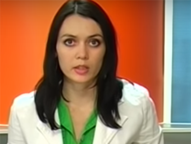 russian tv presenter 2