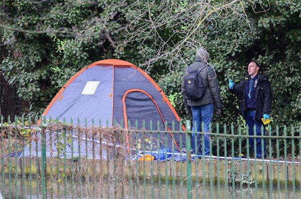 tent finsbury park 1185299