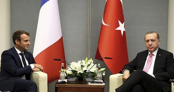 erdogan macron 2
