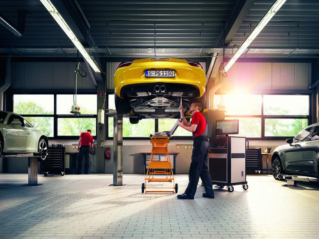 Service Department Pic