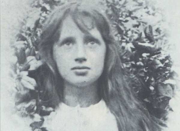 Virginia Woolf little girl