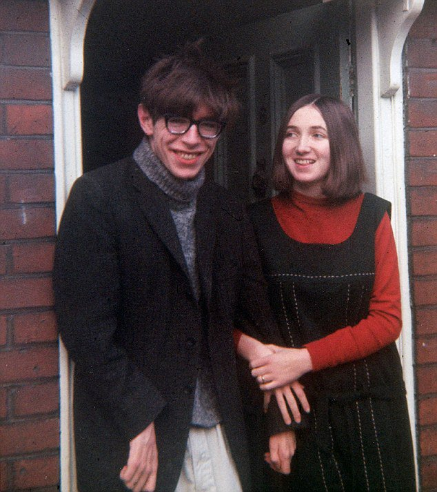 Hawking in the sixties