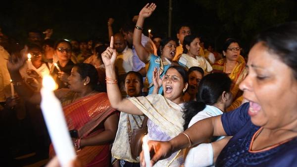 candle light vigil india gate new delhi 153c212e 3ec8 11e8 bac8 9a0e74ac6915