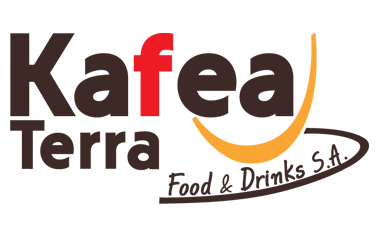 logo kafea terra transparent