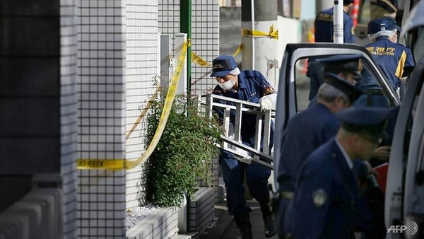 thousands of japanese police are searching for the fugitive 1523949024790 2