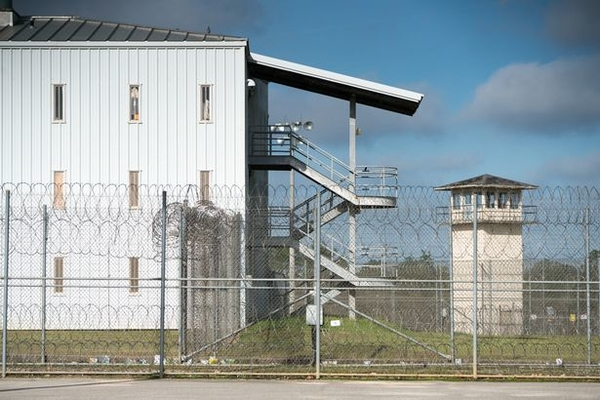 PAY The William C Holman Correctional Facility in Atmore Ala in 2016