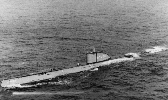 Submarine 1310431 copy