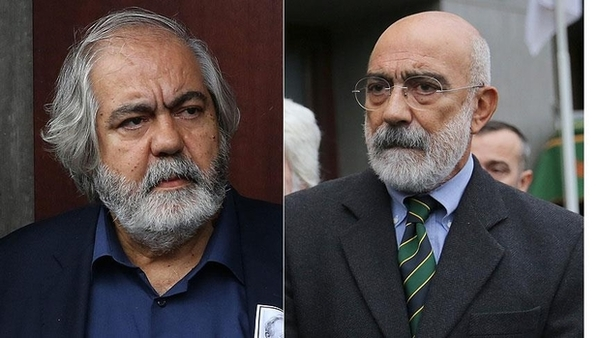 Ahmet Altan and brother AA
