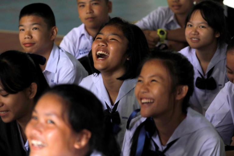 thailand students 768x512