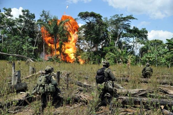 colombia civil war