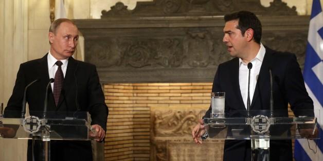 tsipras poutin