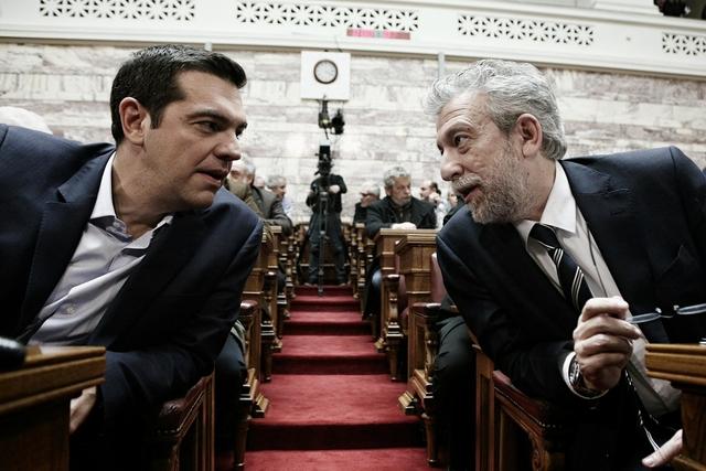 tsipras kontonis aftodioikisi
