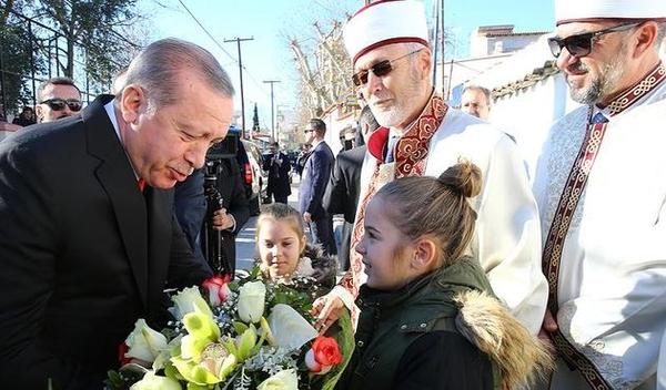 erdogan thrace