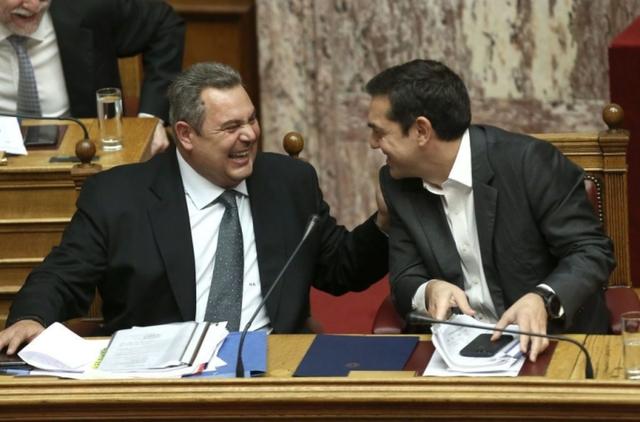 Οι «πρόθυμοι» της συμφωνίας των Πρεσπών που αναζητά ο Αλέξης Τσίπρας και η ψήφος εμπιστοσύνης