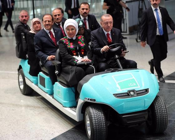 erdogan airport