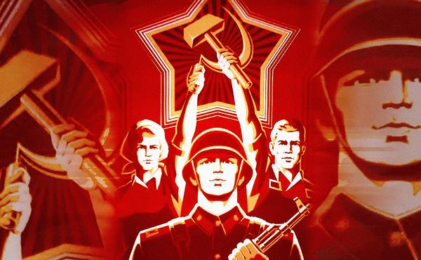 soviet propaganda sm