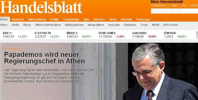handelsblatt-papadimos