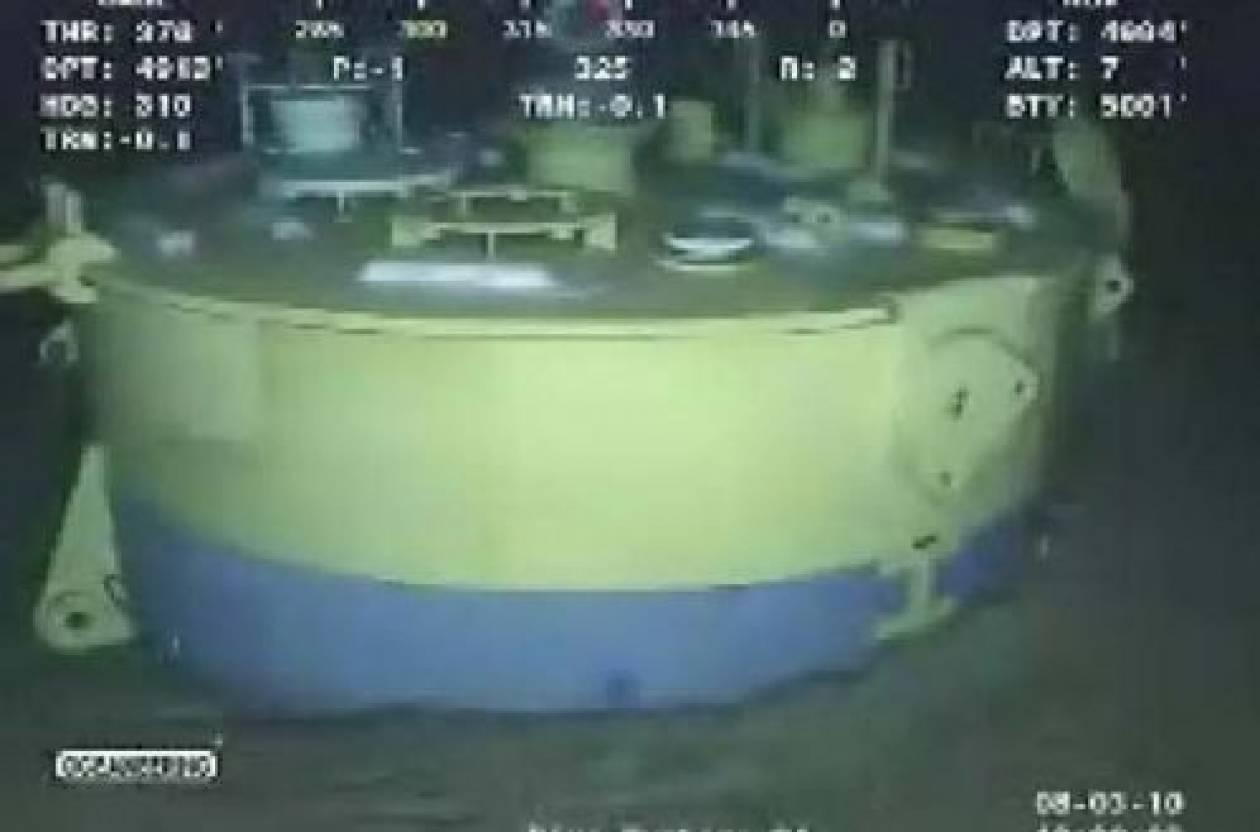 Σφραγίζεται οριστικά το φρεάτιο της ΒP στον κόλπο του Μεξικού