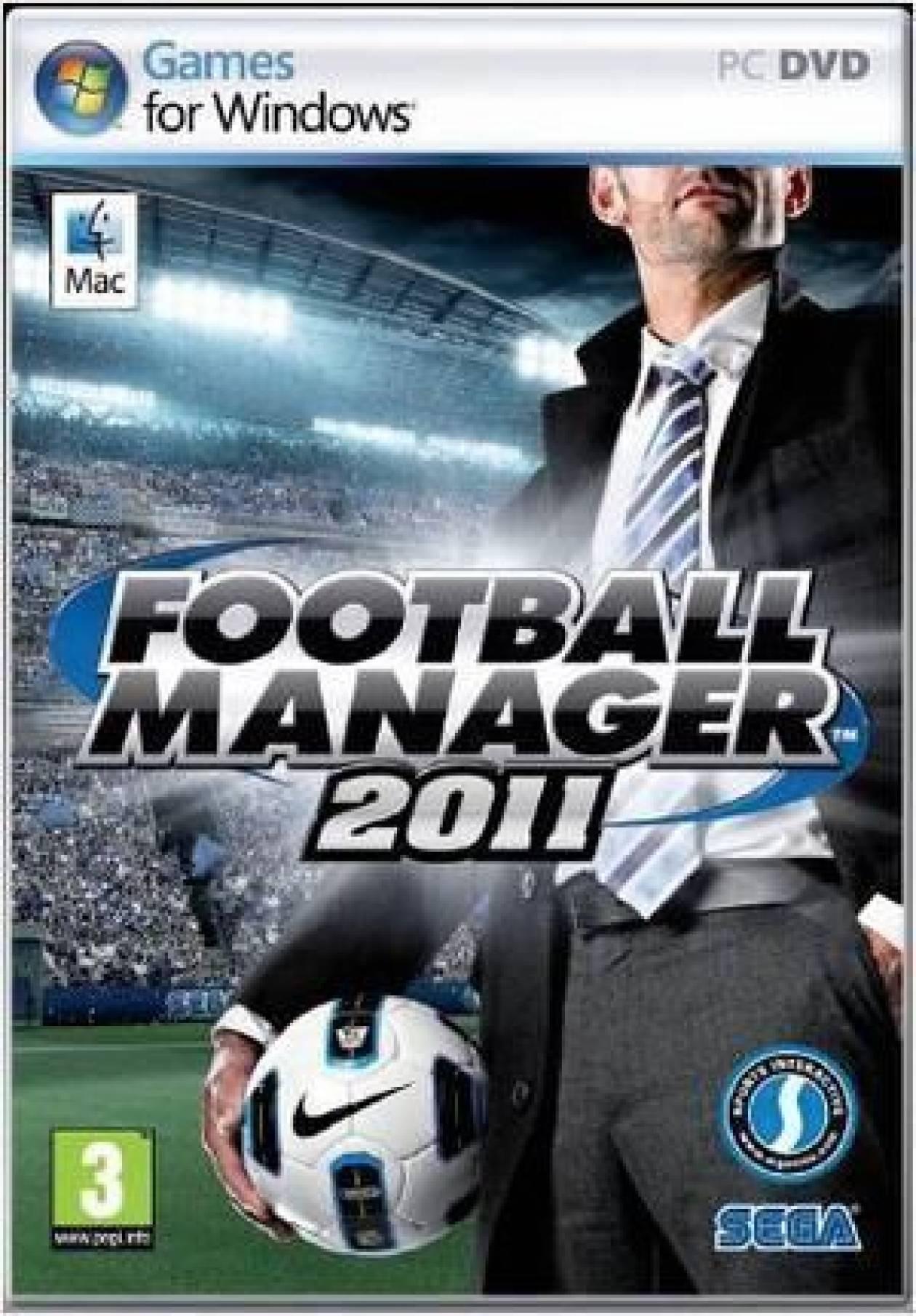 Στις 5 Νοεμβρίου το Football Manager 2011