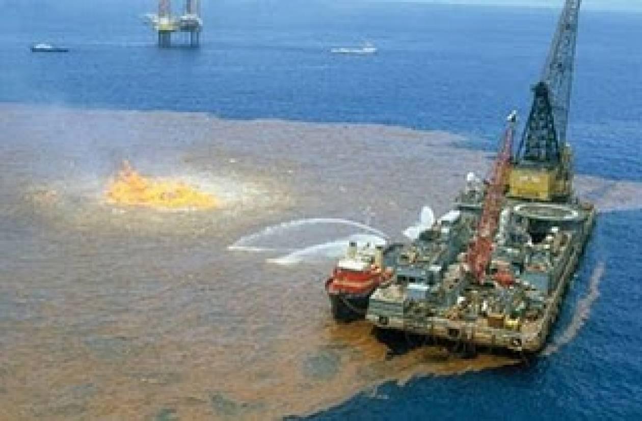 Πετρελαιοκηλίδα vs BP αποτέλεσμα 0-1...