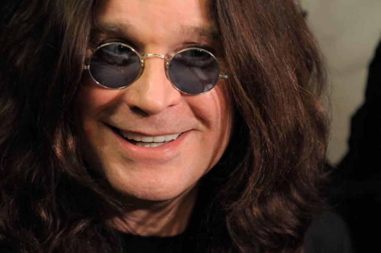 O Ozzy Osbourne στην Αθήνα