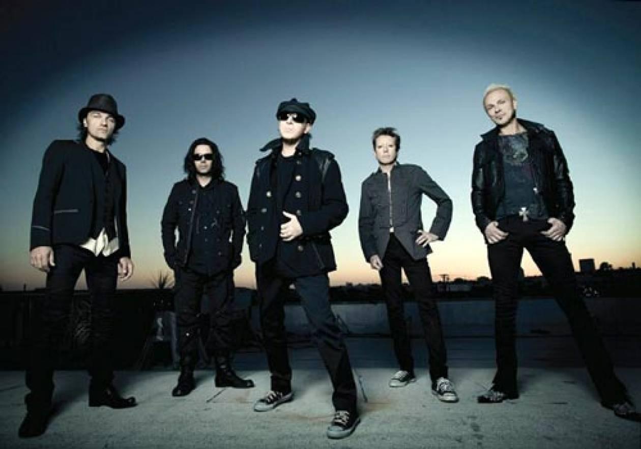 Οι Scorpions για τελευταία φορά στην Αθήνα
