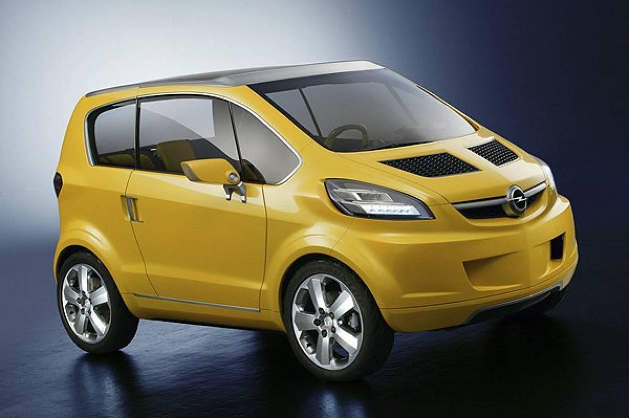 Νέο city car και από την Opel..