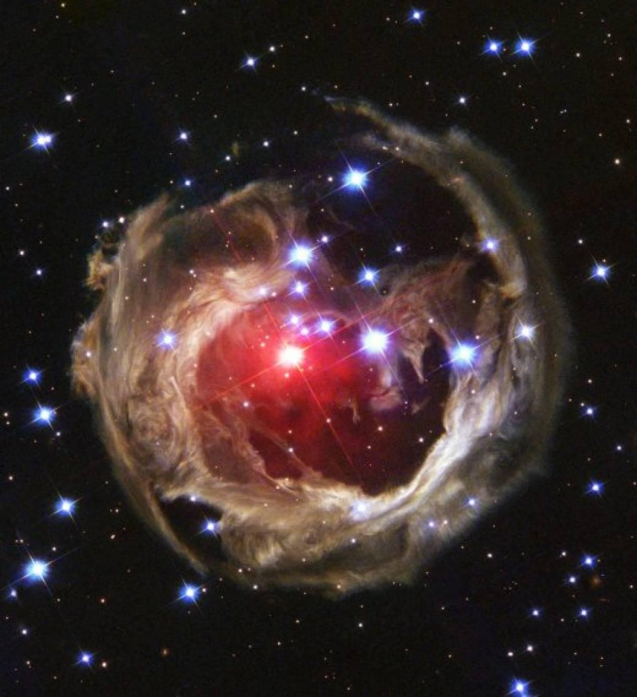 Το λογότυπο του Mozilla firefox αστέρι του γαλαξία μας;
