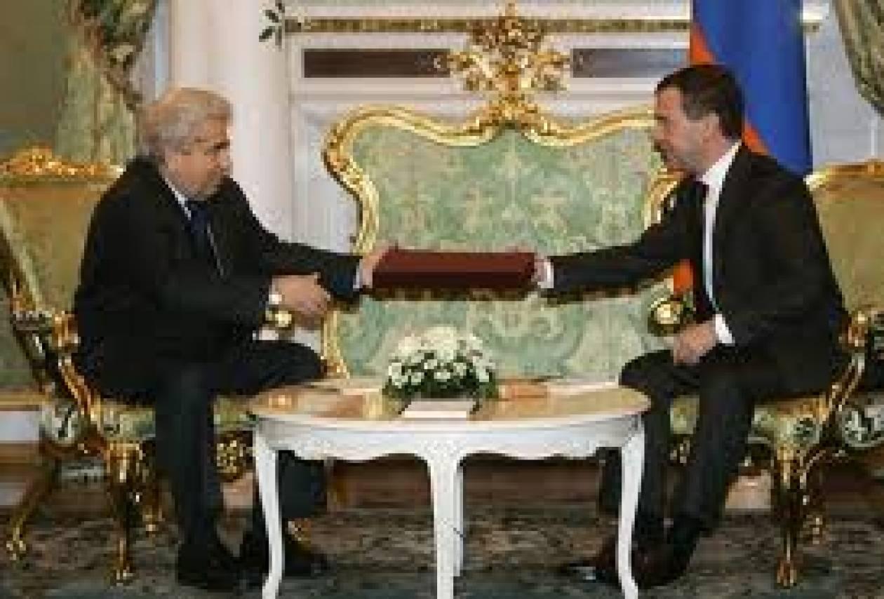 Στην Κύπρο ο Ρώσος πρόεδρος