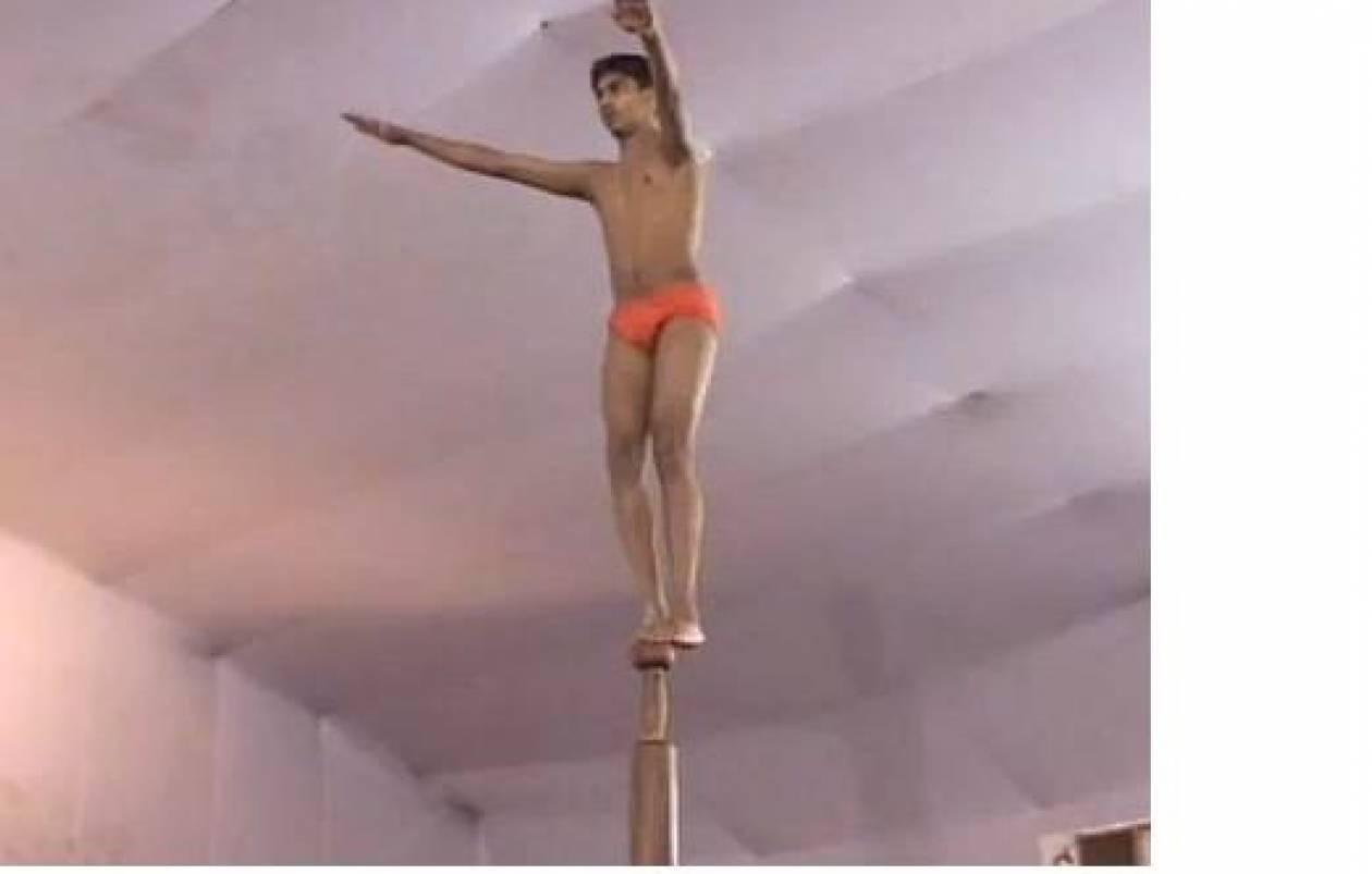 Ινδική γυμναστική