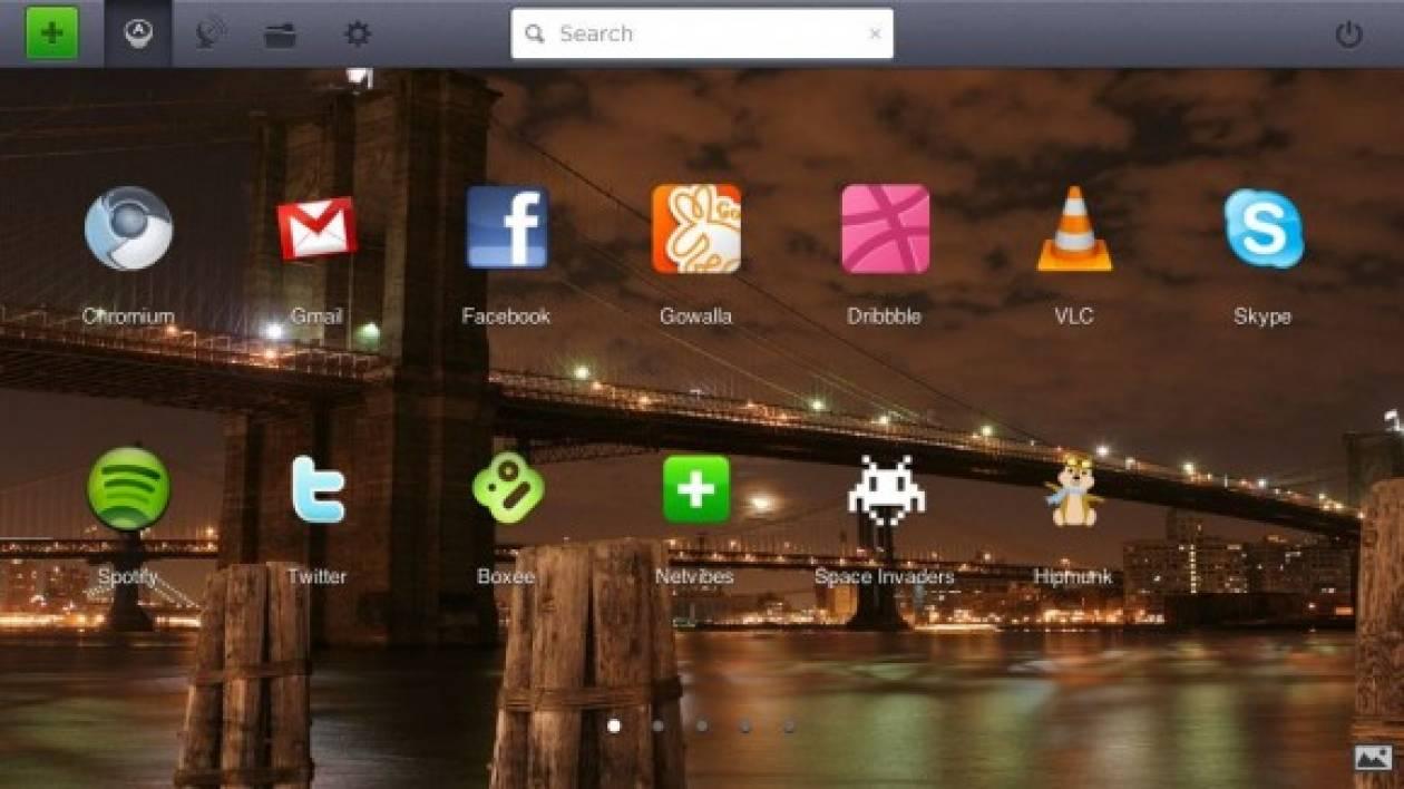 Web-based  OS από την Google