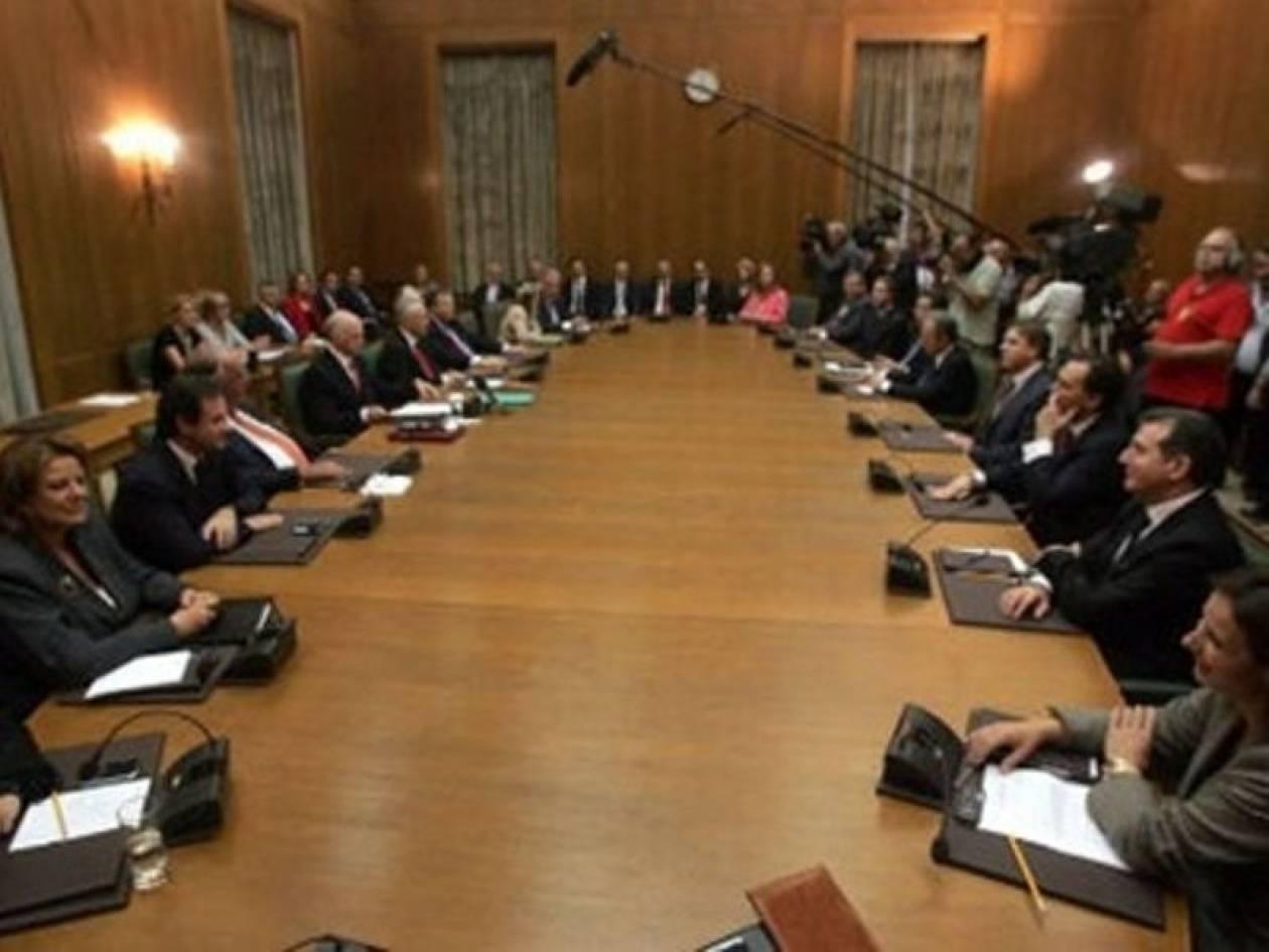 Σύγκληση υπουργικού συμβουλίου από τον Γ. Παπανδρέου