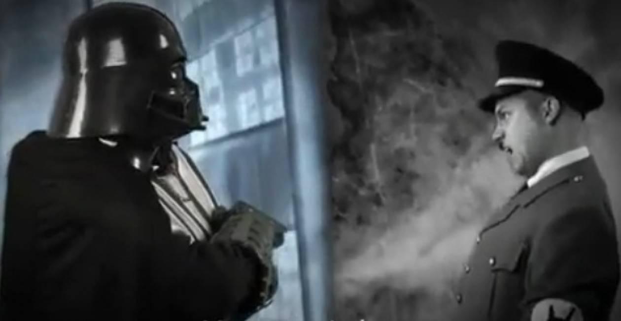 Hitler Vs Darth Vader