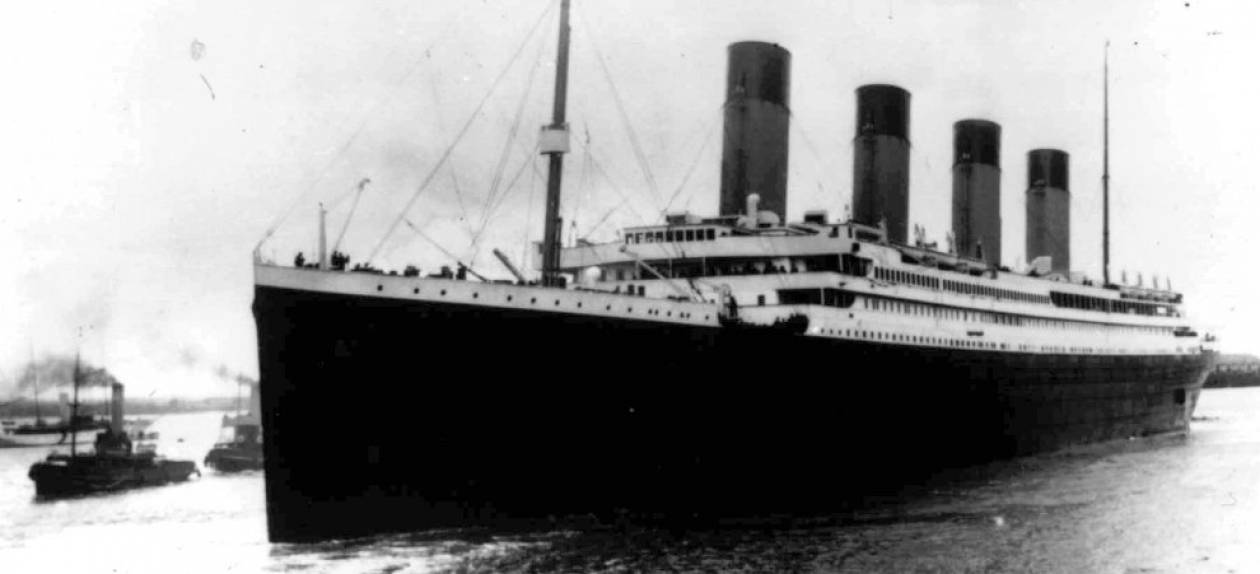 """""""Προφητεία"""" για το ναυάγιο του Τιτανικού;"""