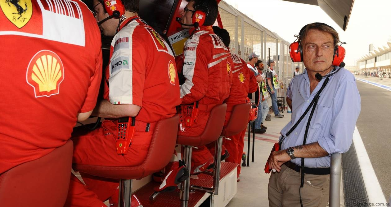 Κώδικας – Ανασυγκρότηση – στην Ferrari
