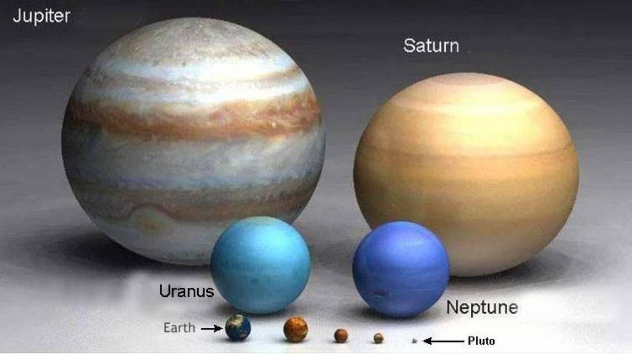 Μια πλανητική όψη που φέρνει τα πάνω κάτω