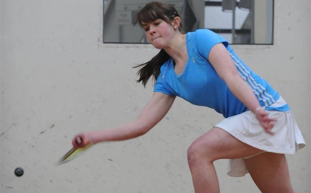 Squash: το άθλημα που θα σας συνθλίψει