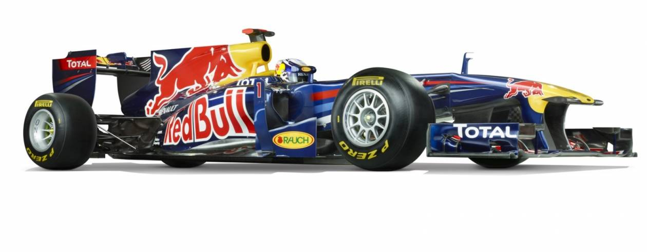 Παρουσιάστηκε η νέα Red Bull