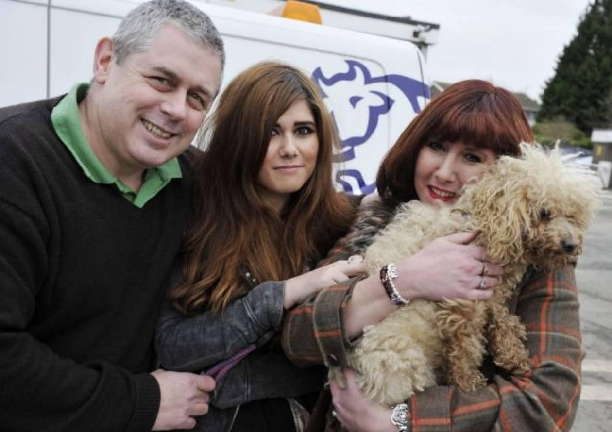 Σκυλάκι επέστρεψε μετά απο δύο χρόνια