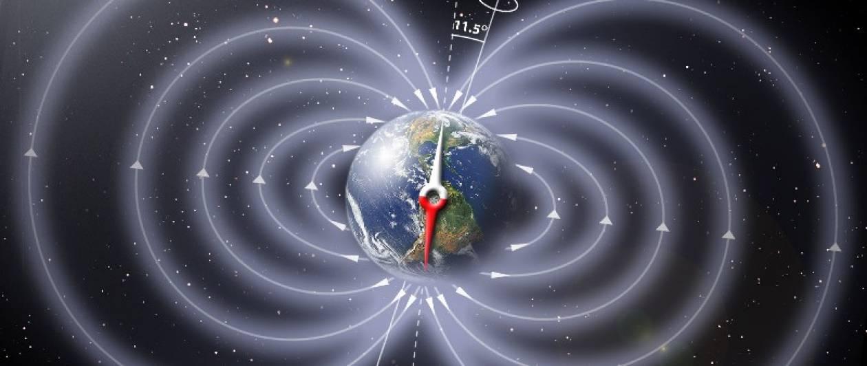 Τι συμβαίνει με τον μαγνητικό άξονα της γης;