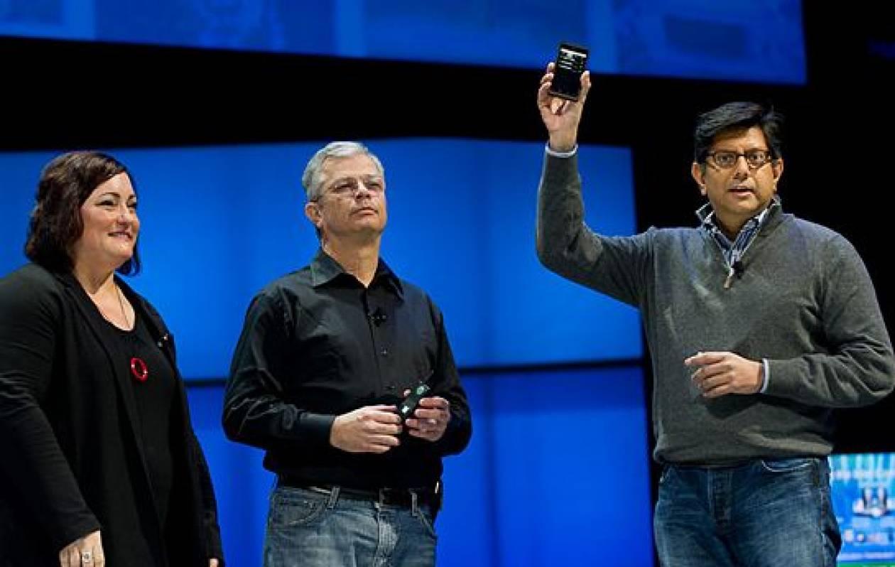 Smartphone με επεξεργαστή Intel Medfield