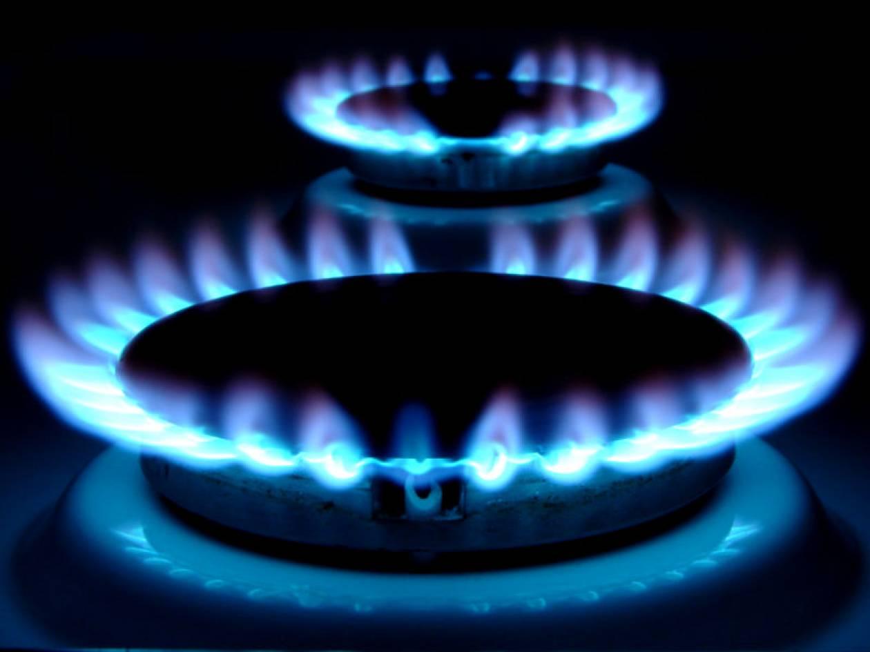 Αυξήσεις στο φυσικό αέριο