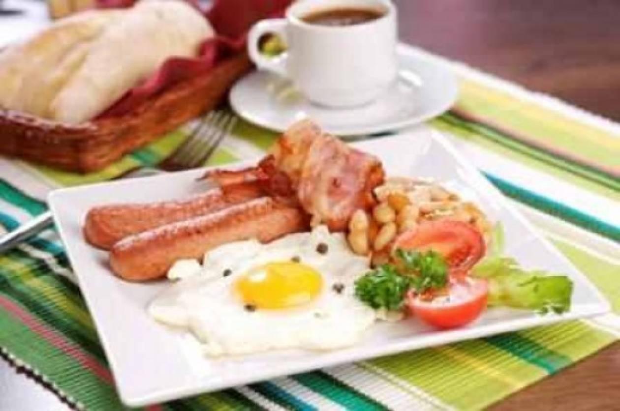 Πλούσιο πρωινό… με μέτρο