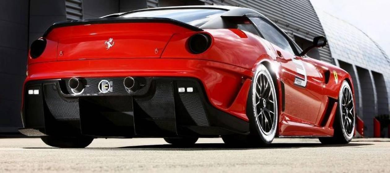 Ferrari 599: Το μέλλον είναι εδώ