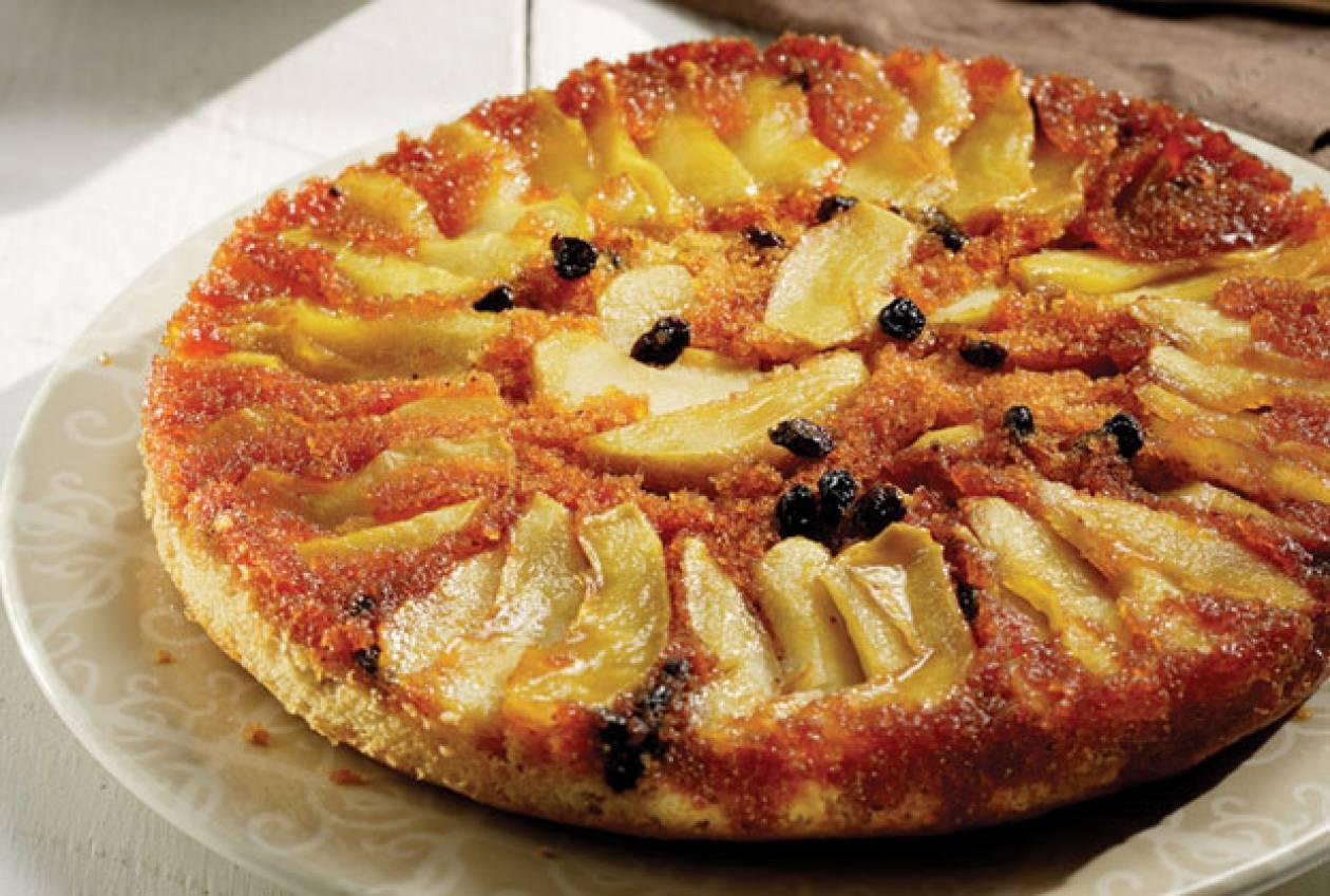 Συμβουλές για την τέλεια σκεπαστή μηλόπιτα
