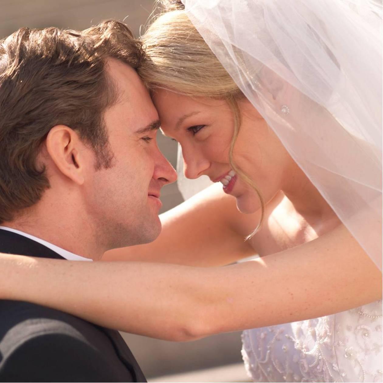 Ο γάμος κάνει καλύτερους τους άνδρες!