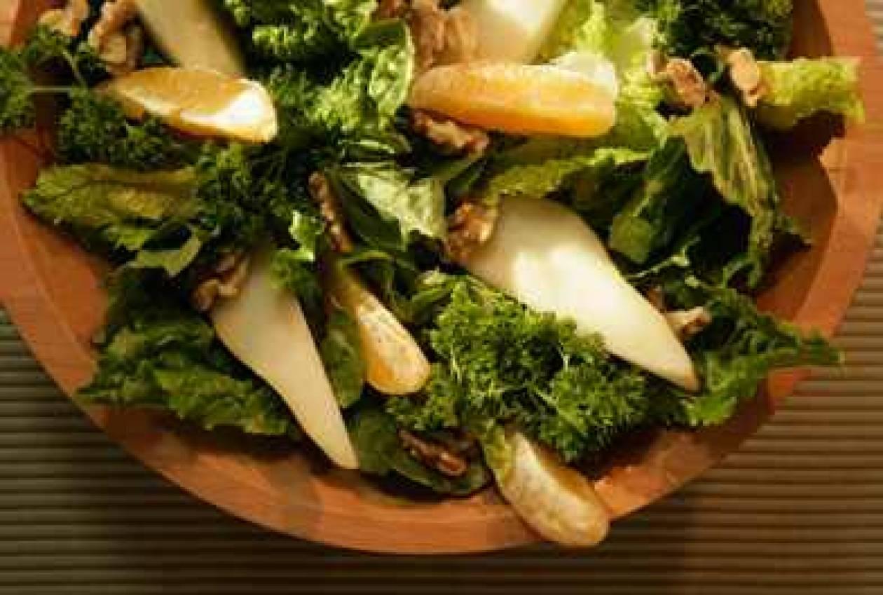 Αποτοξινωθείτε με σαλάτα