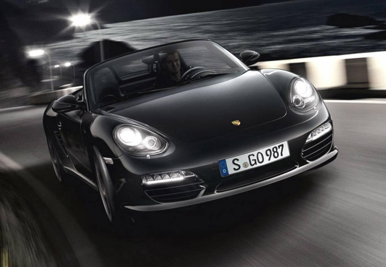 Porsche Boxster S «Black Edition»