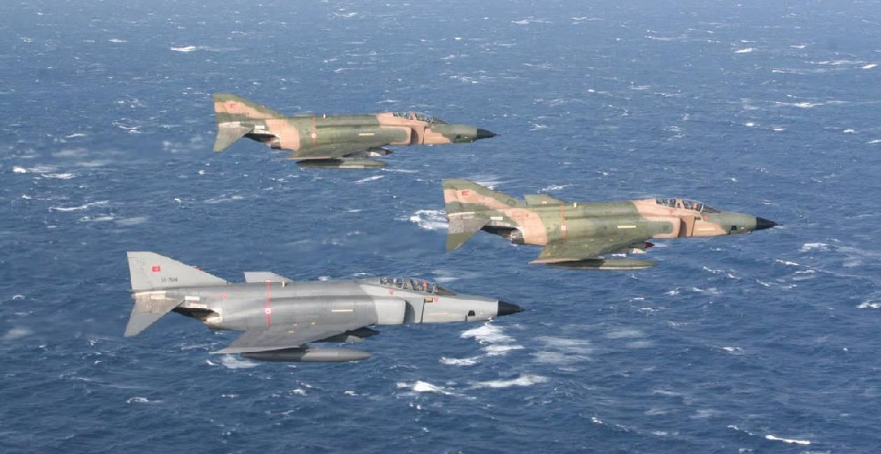 Τα πολεμικά σχέδια των Τούρκων στρατηγών για την Ελλάδα